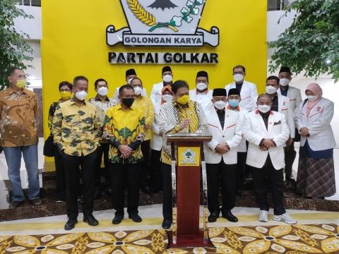 Golkar dan PKS Sepakat Kedepankan Politik Kebangsaan