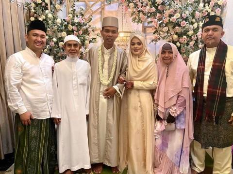 Ustaz Abdul Somad Menikah, Ayana Moon: Sakit