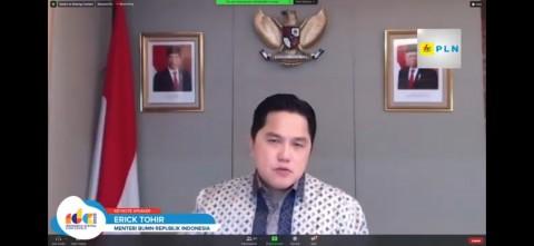 Erick Thohir Larang BRI Berikan Porsi Kredit Terlalu Besar ke Korporasi