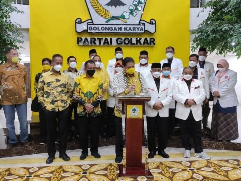 Golkar-PKS Bahas Wacana Pembebasan Pajak Motor