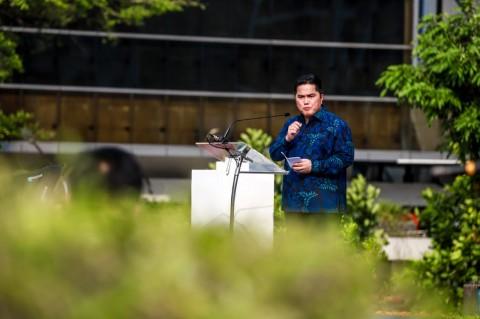 Erick Thohir: 10 Tahun, Setoran BUMN ke Negara Capai Rp3.282 Triliun