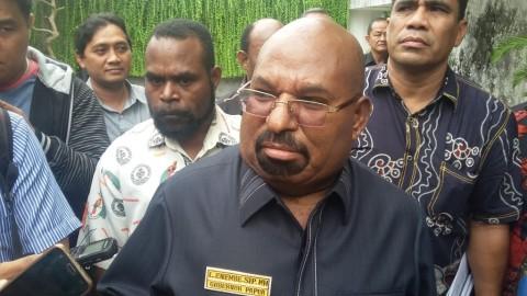 KKB Dicap Teroris, Gubernur Papua: Stigmatisasi Negatif