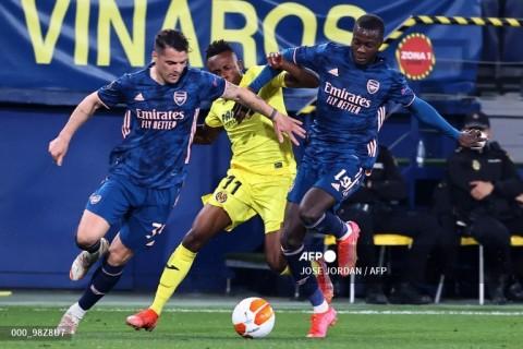 Villarreal vs Arsenal: Dua Kartu Merah Iringi Kemenangan Tuan Rumah