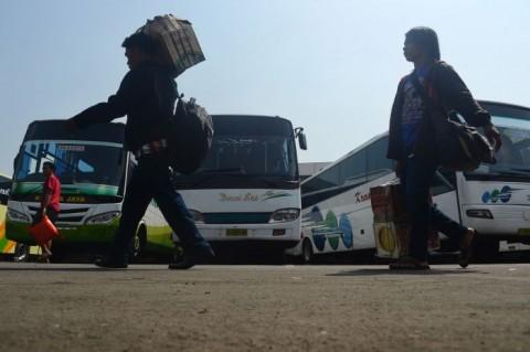 Jelang Masa Larangan Mudik, Penumpang di Terminal Tanjung Priok Turun 20%