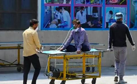 AS Tingkatkan Upaya Pengiriman Bantuan Oksigen untuk India