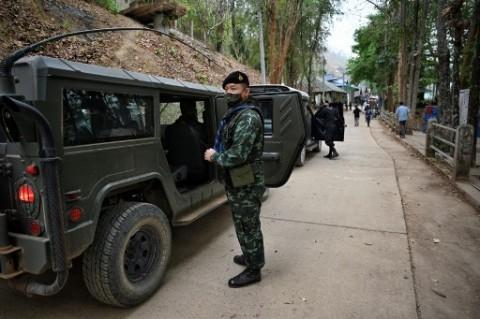 Hindari Kekerasan, Ribuan Warga Myanmar Siap Menyeberang ke Thailand