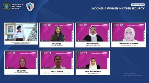 Kesetaraan Gender Dinilai Penting dalam Keamanan Siber