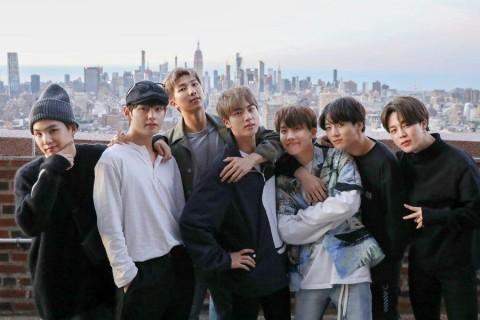 Masuk 4 Nominasi Billboard Music Awards 2021, BTS Cetak Rekor