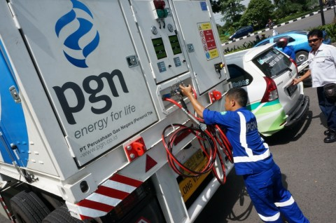 PGN Tangkap Peluang Ekspansi Bisnis di Masa Transisi Energi