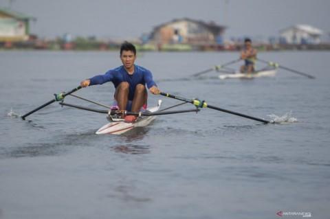 7 Pedayung Indonesia Berangkat ke Tokyo untuk Prakualifikasi Olimpiade