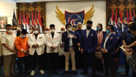 NasDem dan PKS Sepakat Menghindari Dampak Polarisasi dalam Kontestasi Politik