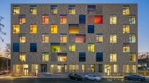 Keren, Apartemen Ini Dibuat bagi Tunawisma di Washington