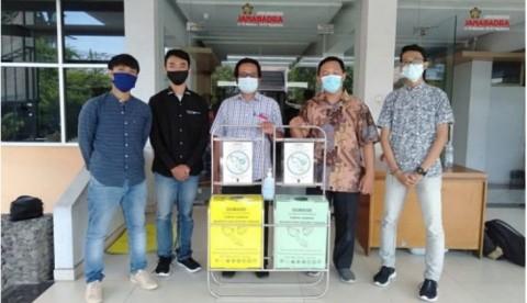 Dumask, Solusi Pengolahan Sampah Masker di Tengah Pandemi