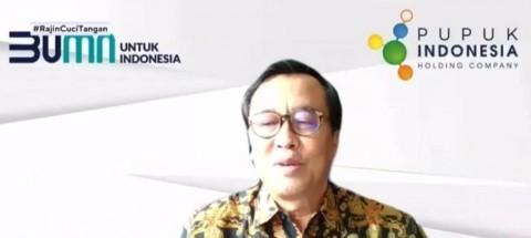 Pupuk Indonesia Genjot Penurunan Emisi Lingkungan