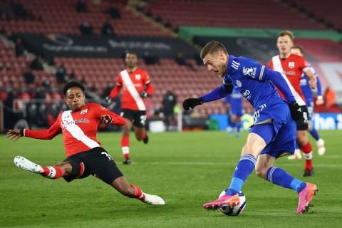 Leicester vs Southampton: Leicester Ditahan Imbang Southampton