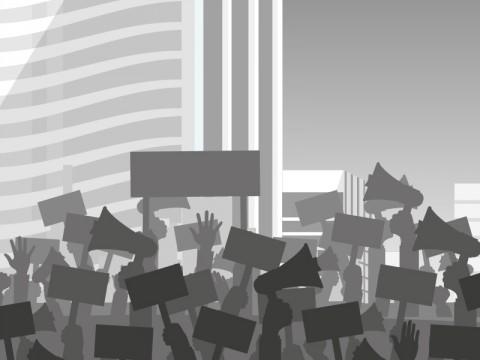 Demo Hari Buruh, Ini Rekayasa Lalu Lintas Sekitar Monas