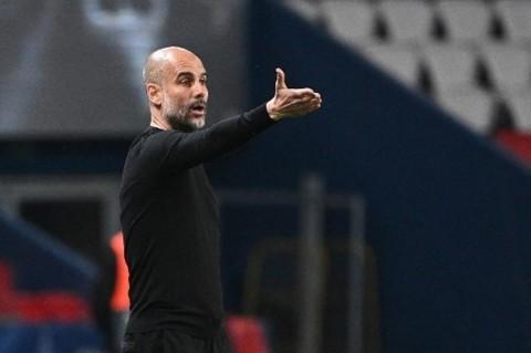 Guardiola Fokus Kalahkan Palace Ketimbang Peluang Juara Pekan Ini