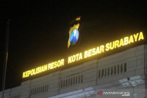 5 Anggota Polrestabes Surabaya Diciduk Gara-gara Narkoba