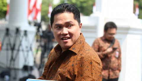 Komisi VI DPR Bakal Panggil Erick Thohir Bahas Kasus Antigen Bekas