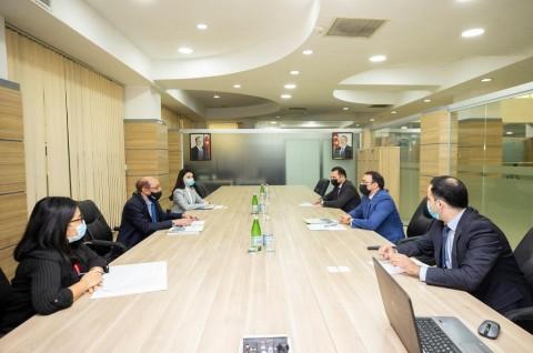 Dubes RI Bahas Kerja Sama Pelayanan Publik dengan Azerbaijan
