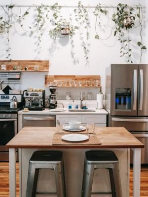 5 Desain Dapur Terbuka untuk Rumah Kecil
