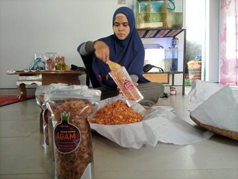 Produksi Bawang Goreng Agam di Aceh Meningkat 50% Jelang Lebaran