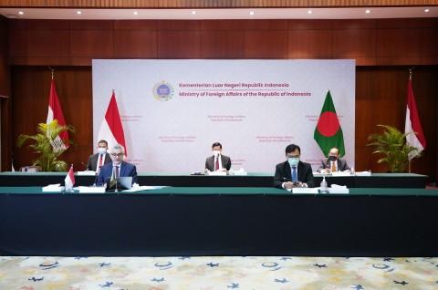 Indonesia Dorong Penguatan Diplomasi Ekonomi ke Bangladesh