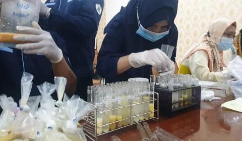 Duh, 21 Takjil di Kota Tangerang Mengandung Bahan Berbahaya