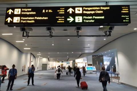 Posko Pengawasan WNA dan WNI di Bandara Soetta Dioperasikan