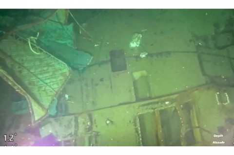 Tiga Kapal Tiongkok Bakal Bantu Evakuasi KRI Nanggala-402