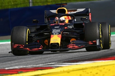 F1GP Portugal: Verstappen Terdepan pada FP3