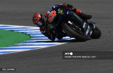 MotoGP Spanyol: Quartararo Raih Pole Position
