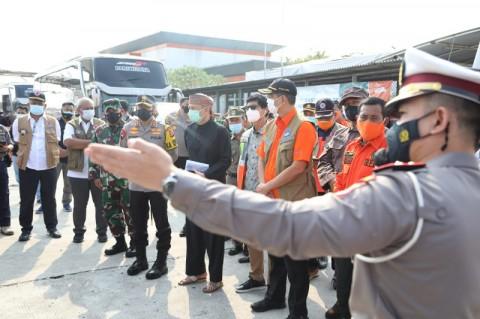BNPB: Tak Apa Cerewet, Asal Korban Covid-19 Tidak Berderet