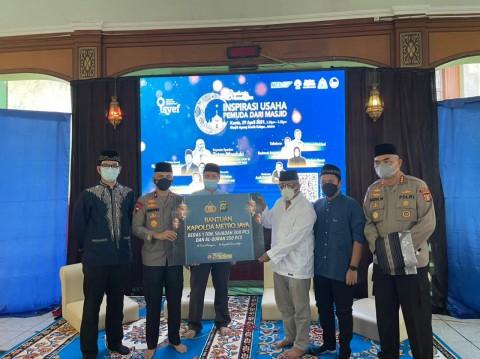 Potensi Usaha Seluruh Masjid di Daerah Dimaksimalkan