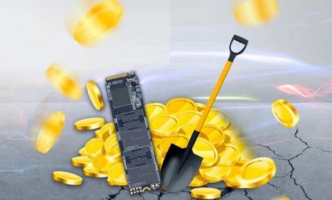 Chia Coin Makin Populer, HDD dan SSD Ditakutkan Langka