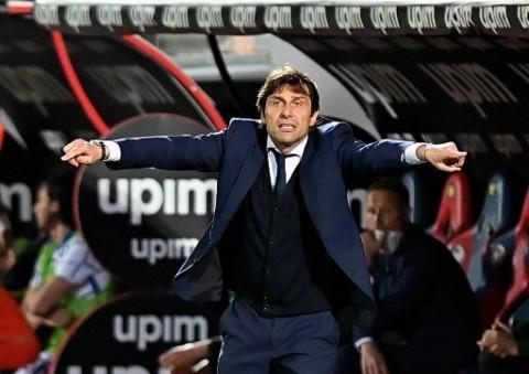Suka Cita Conte ketika Inter Diambang Juara