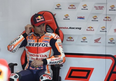 Masih Selamat di Jerez, Marquez Mengaku Beruntung