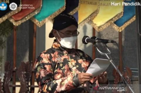 Rektor UGM Tak Ingin Merdeka Belajar Hasilkan Sarjana Generalis