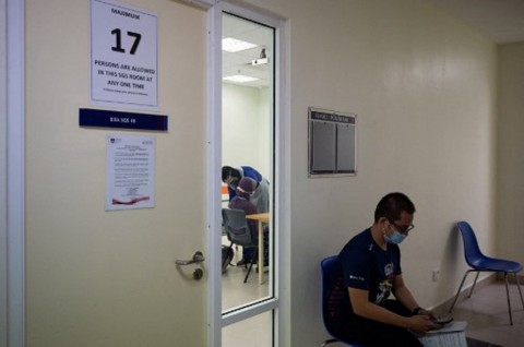 Sejumlah Rumah Sakit Covid-19 di Malaysia Kehabisan Tempat Tidur
