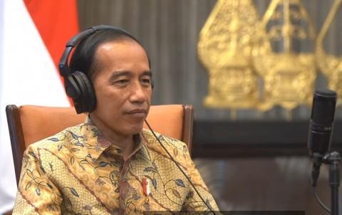 Ditanya Tipe Belajar, Jokowi: Saya Orangnya Tak Mau Kalah