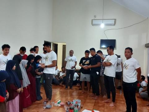 Aksi Sosial Dewa United FC di Malam ke-20 Ramadan