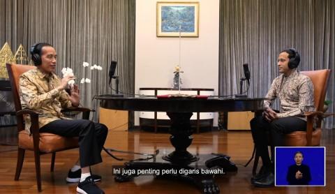 Jokowi: Pendidikan Harus Memerdekakan Manusia