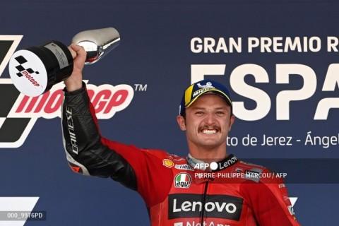 MotoGP Spanyol: Miller Juara, Quartararo Merana