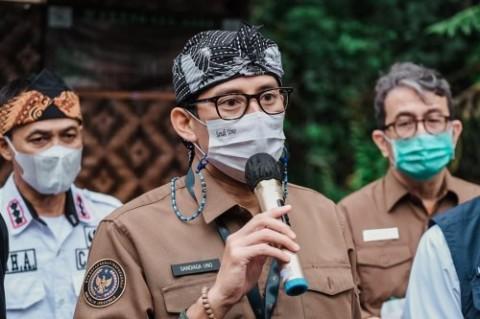 Sandiaga Dorong Produk Ekraf Aceh ke Pasar Global