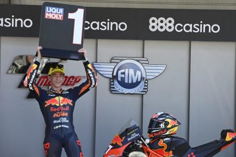 Moto3 Spanyol: Lagi, Pedro Acosta Buktikan Magisnya di Sirkuit Jerez