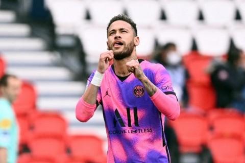 Neymar Bakal Mati-matian Bantu PSG Membalikkan Keadaan