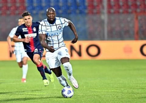 Romelu Lukaku Turun ke Jalan Rayakan Gelar Juara Inter Milan