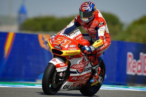 Tim-Tim Indonesia Berjaya di Moto2 Spanyol