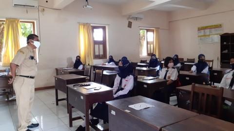 Simulasi PTM Lancar, Jumlah Siswa dan Sekolah di Jepara Bakal Ditambah