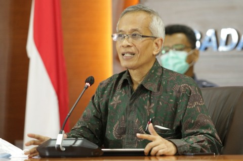 BPS Catat April 2021 Inflasi 0,13%